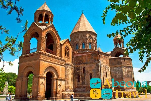 Паломничество в страну храмов и монастырей