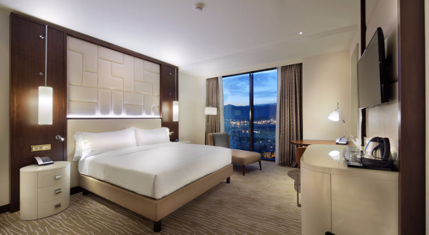 Hilton Standard Double Room