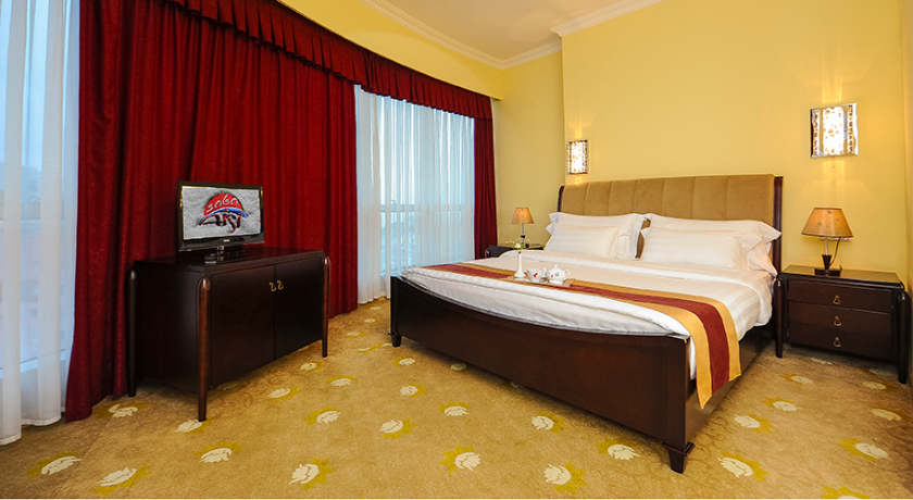 Aisi Comfort Suite Room