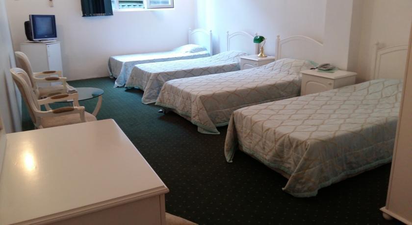 Hotel Alik Standart Quadruple Room