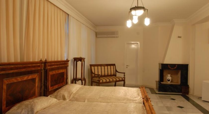 Rcheuli Villa Standard Double Room