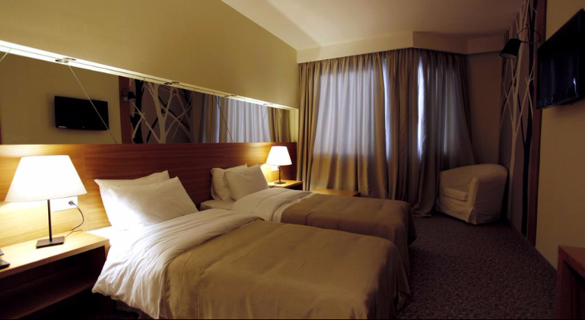Marco Polo Standard Double Room
