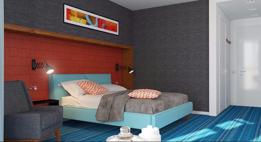 Tangerine Standard Room