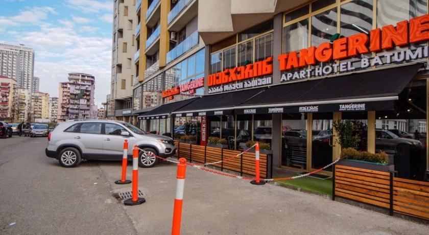 Aparthotel Tangerine