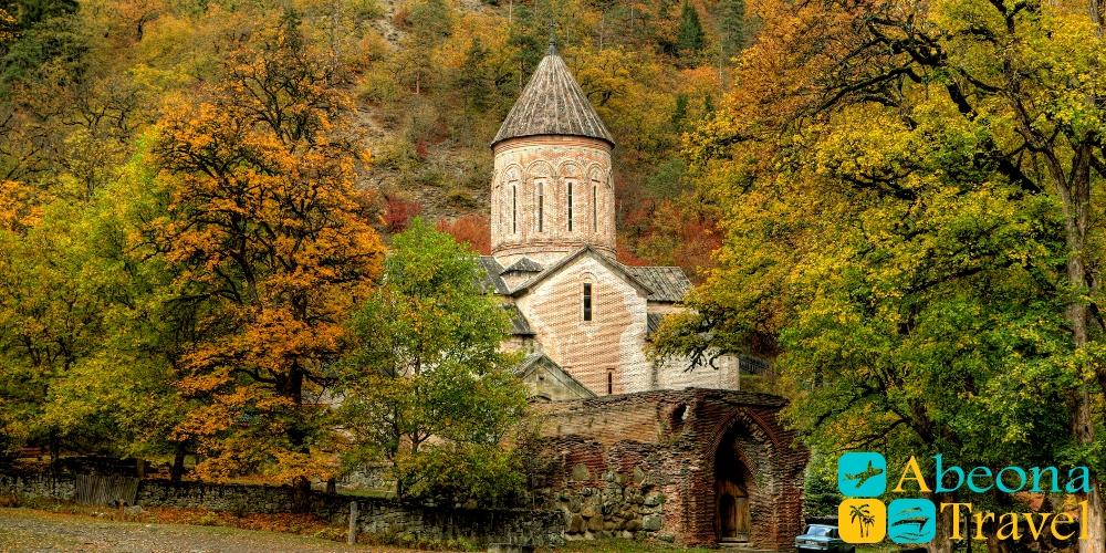 Монастыри и церквиСамцхе-Джавахетии