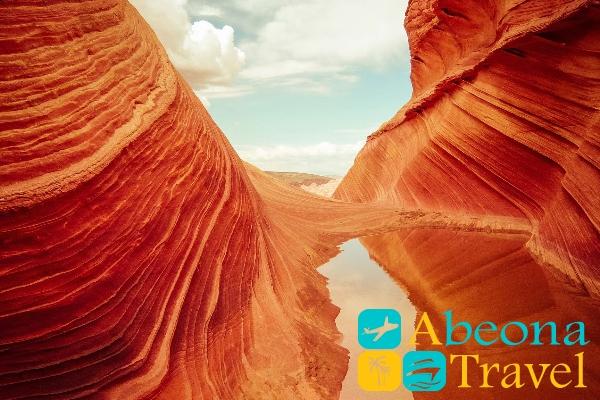 Монастырь Святой Екатерины и Цветной каньон