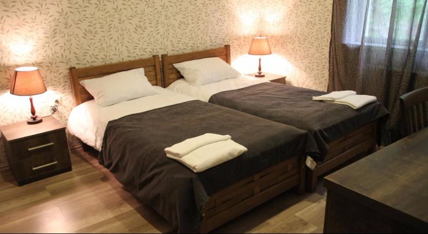Abastumani Residence Deluxe Double Room