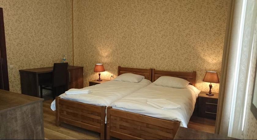 Abastumani Residence Double Room