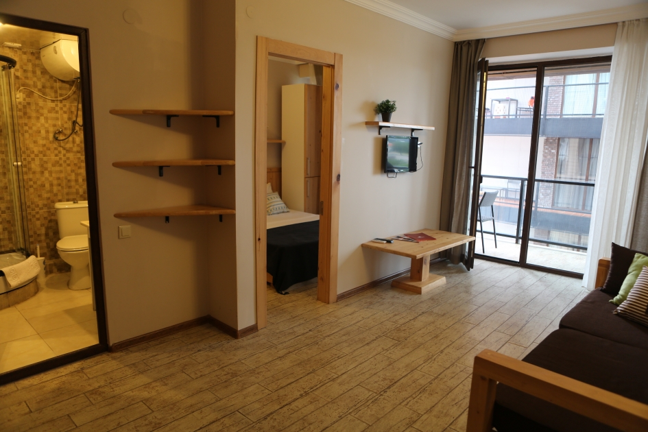G.M. 2 Rooms Apartment Mountain View