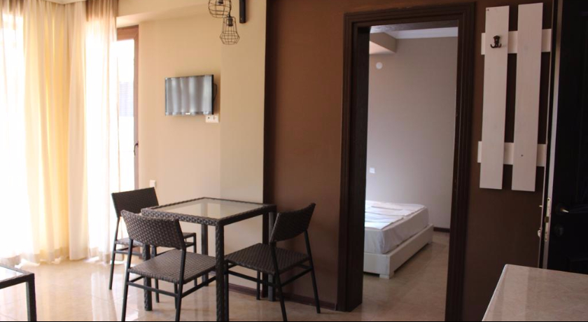 G.M. Family 3 Rooms Apartment Sea View