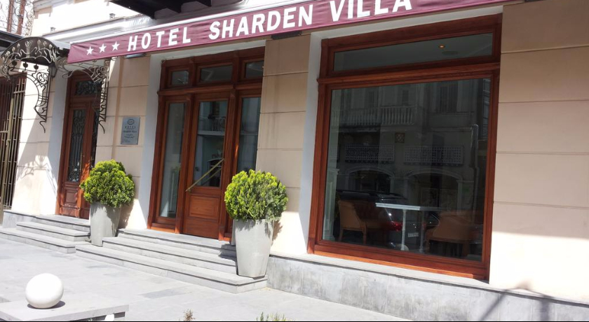sharden villa tbilisi cover