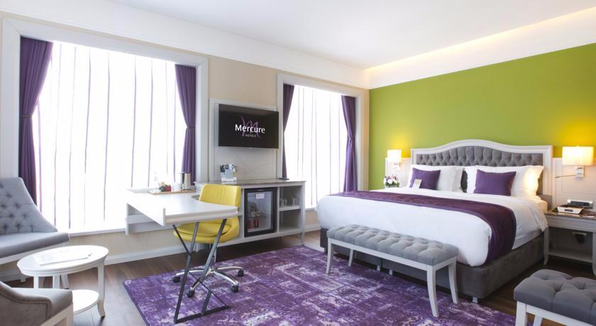 Mercure Privileges Deluxe Room