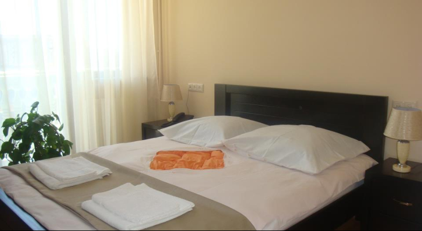 Alliance Double Room