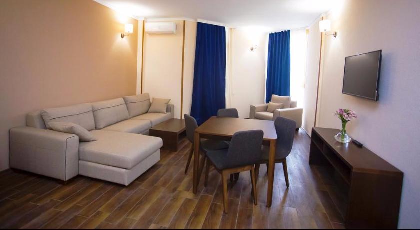 Corner Inn Suite Double Sea View