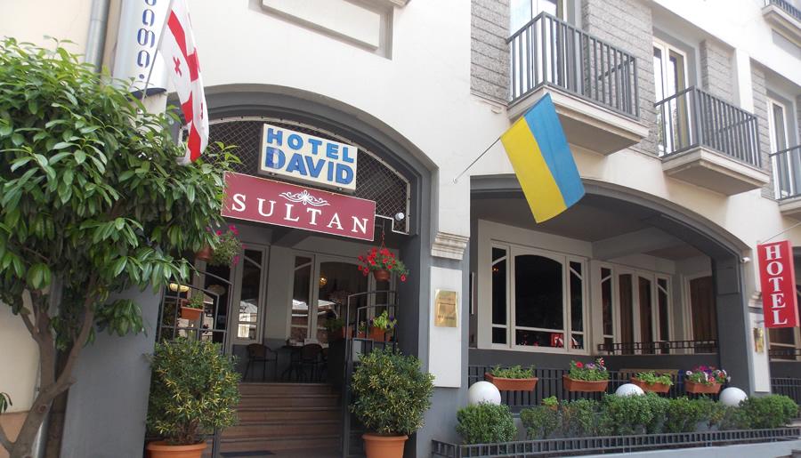 hotel david sultan tbilisi