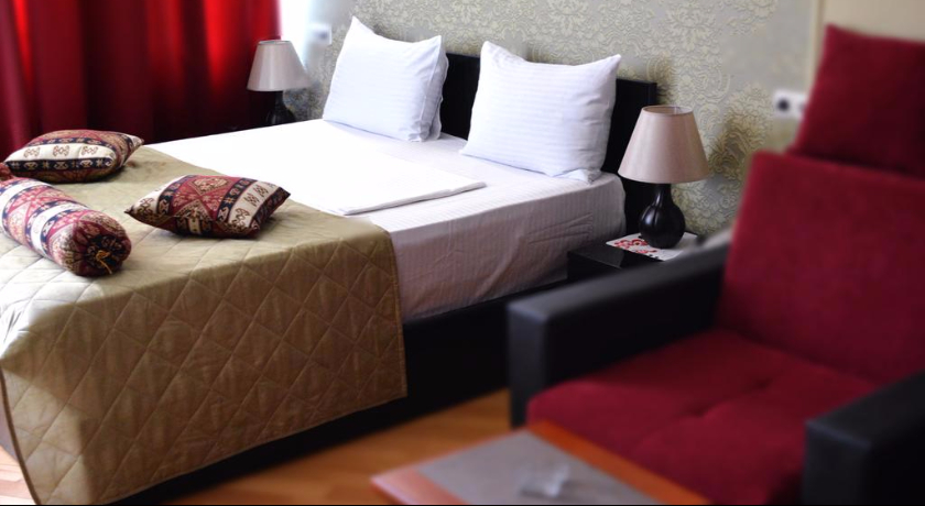 David Standard Double Room