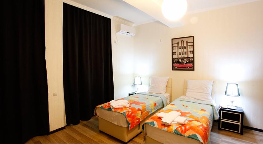 Oriental Standard Double/Twin Room