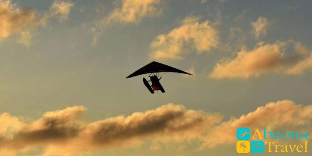 Полет в небо