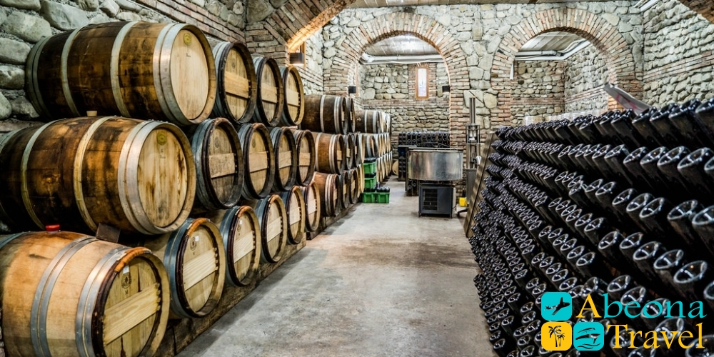 Kakheti's Wine cellars and wineries