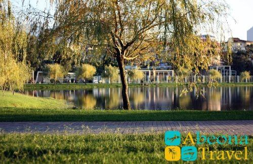 Озеро «Нури Гель»