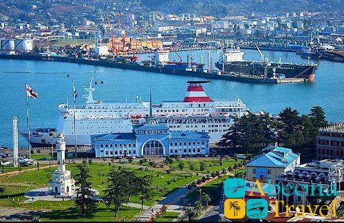 Batumi Sea port