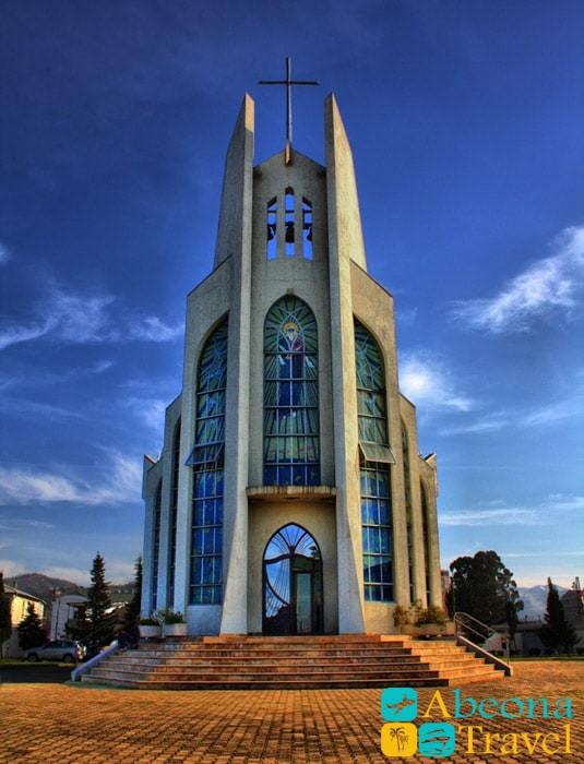 Католическая церковь Святого Духа