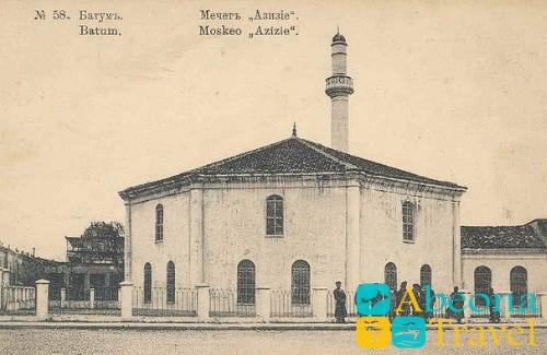 Мечети Батуми