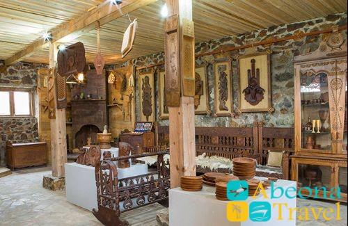 Этнографический музей «Борджгало»