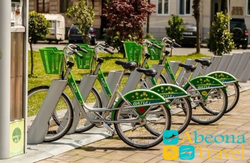 Велодорога в Батуми
