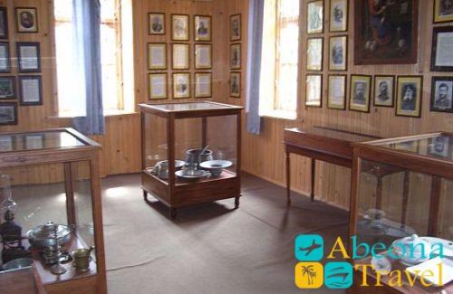 Sheriff Khimshiashvili house-museum