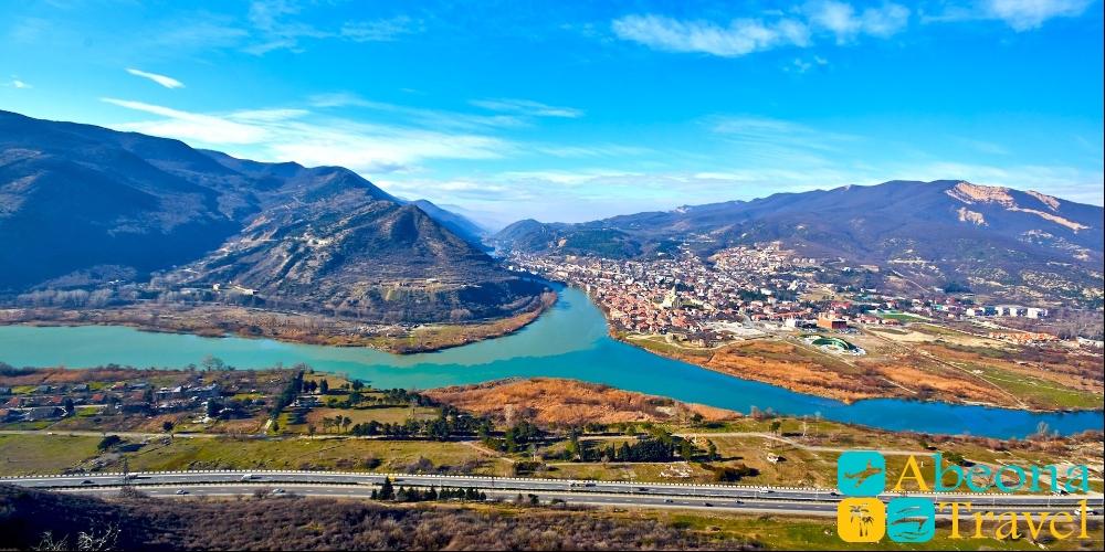 Тбилиси и Мцхета