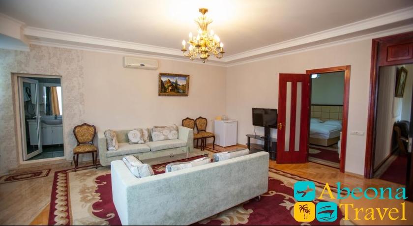Gtm Kapan Suite Double Room