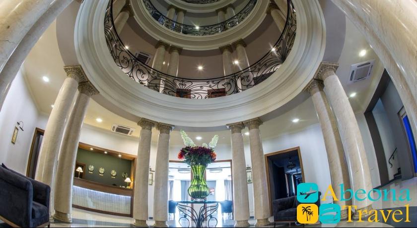 Hotel Astoria Tbilisi hall