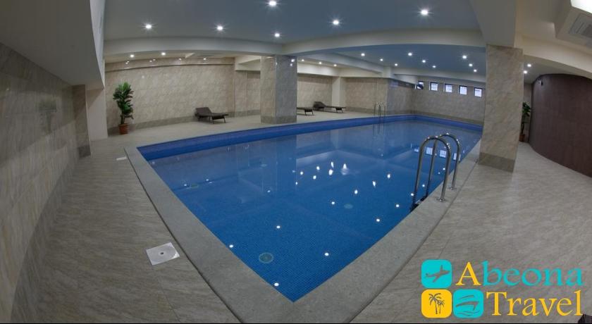 Hotel Astoria Tbilisi pool