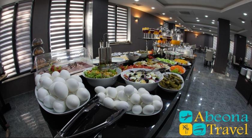 Hotel Astoria Tbilisi restaurant