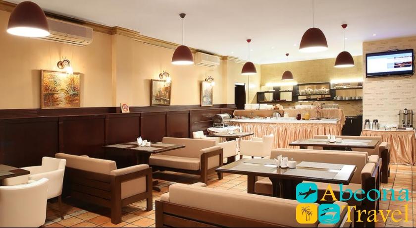 Kalasi Hotel restaurant