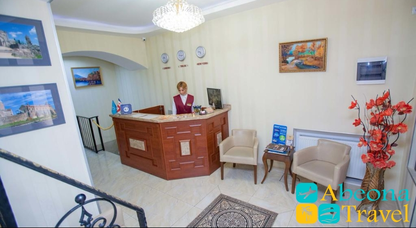 Rustaveli Palace reception