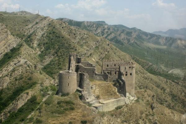 Mukhrani Fortress