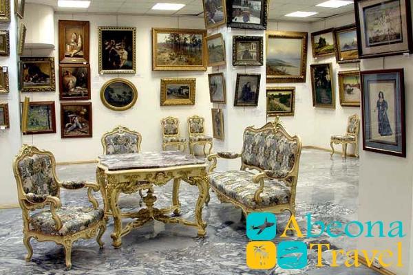 Музей Грузии имени С. Джанашия