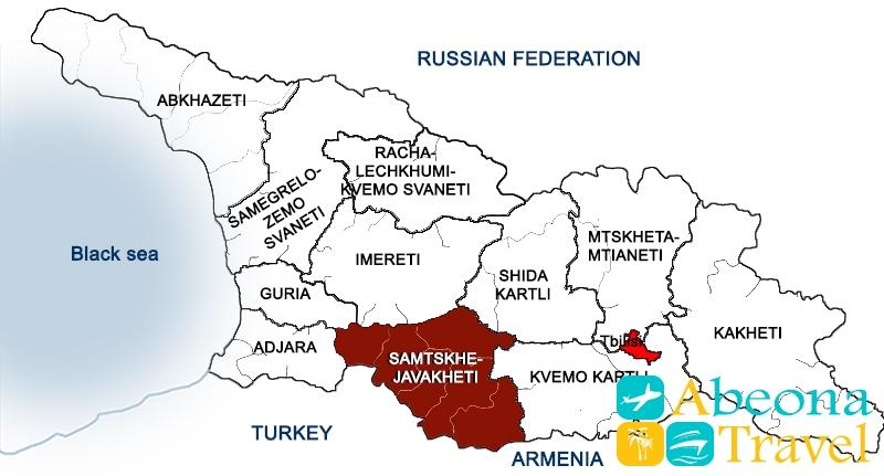 Samtskhe-Dzhavakheti