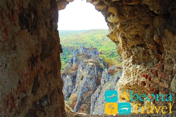 Крепость Хорнабуджи грузия