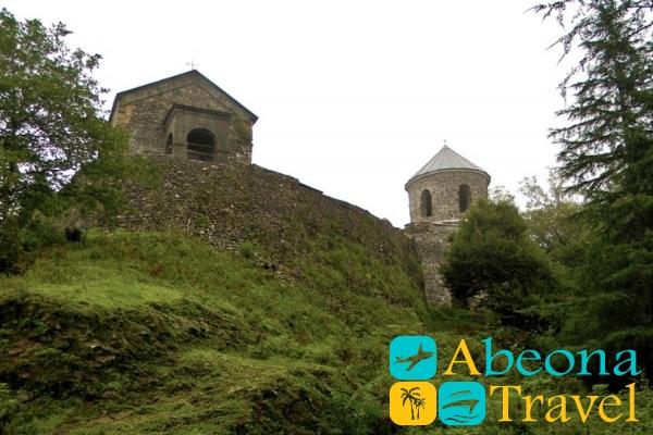 Jumati Monastery