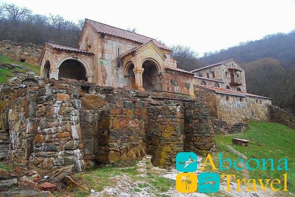 Tabakini Monastery