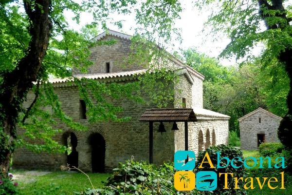 Zegaani Monastery