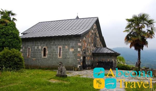 Монастырский комплекс Шемокмеди