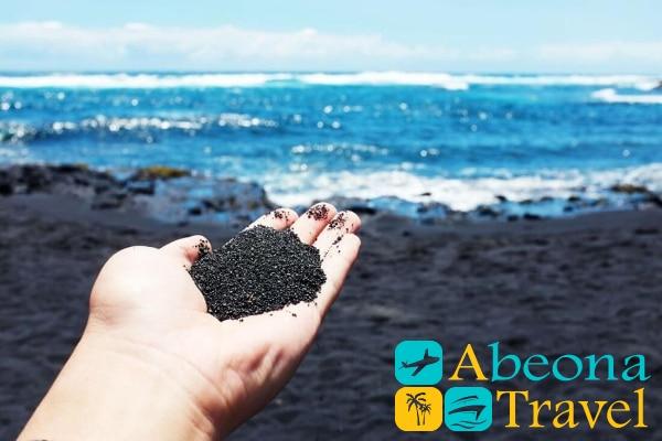 The black sea resort Ureki