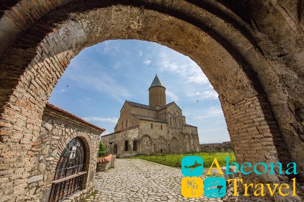 Alaverdi monastery cellar