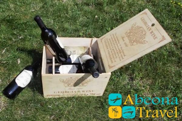 Wine Alazani valley
