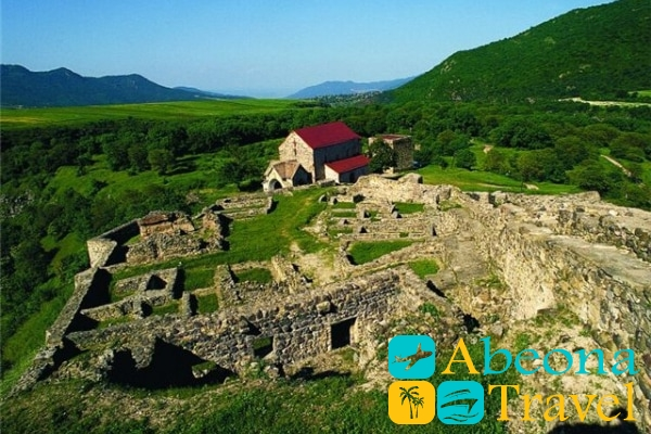 Историко-архитектурный музей-заповедник в Дманиси
