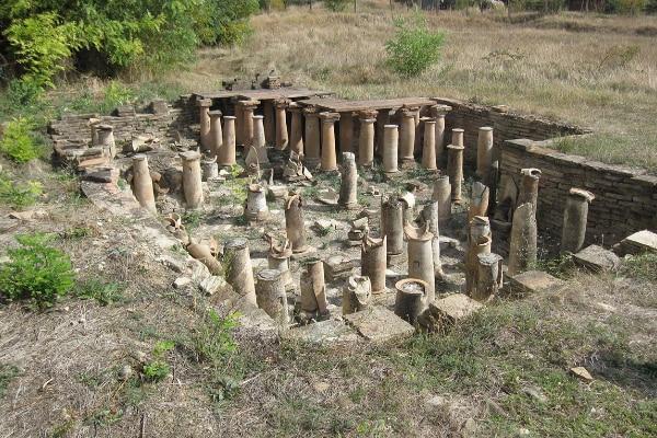 Dzalisi Fortress